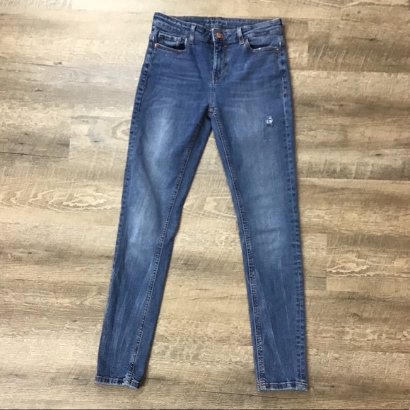 ZARA Z1975 denim skinny